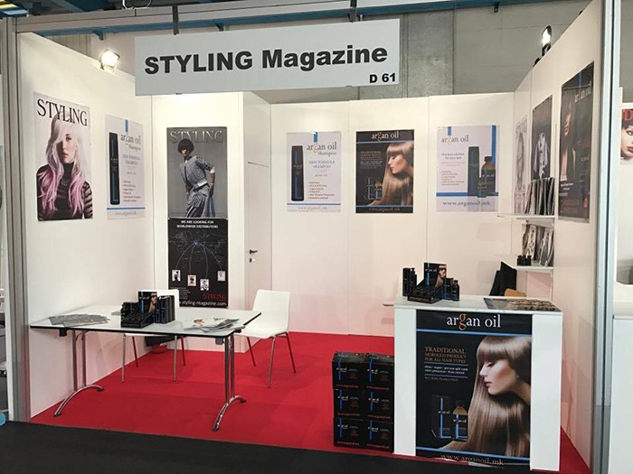 Styling Magazine at Cosmoprof Bologna, 2017