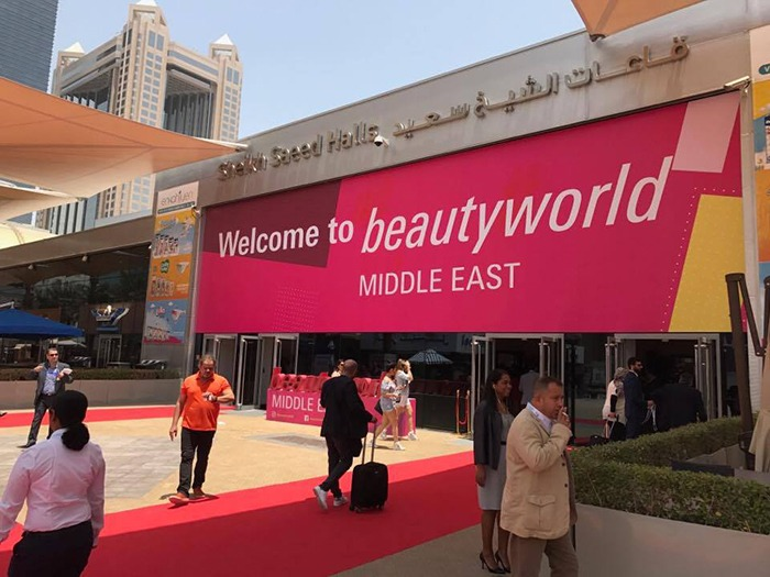 Styling Magazine at Beauty World Middle East, Dubai, 2017